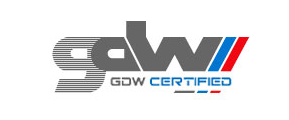 GDW Security Certified Logo